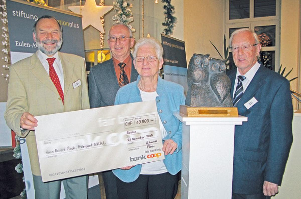 Eulen Award Gewinner 2007