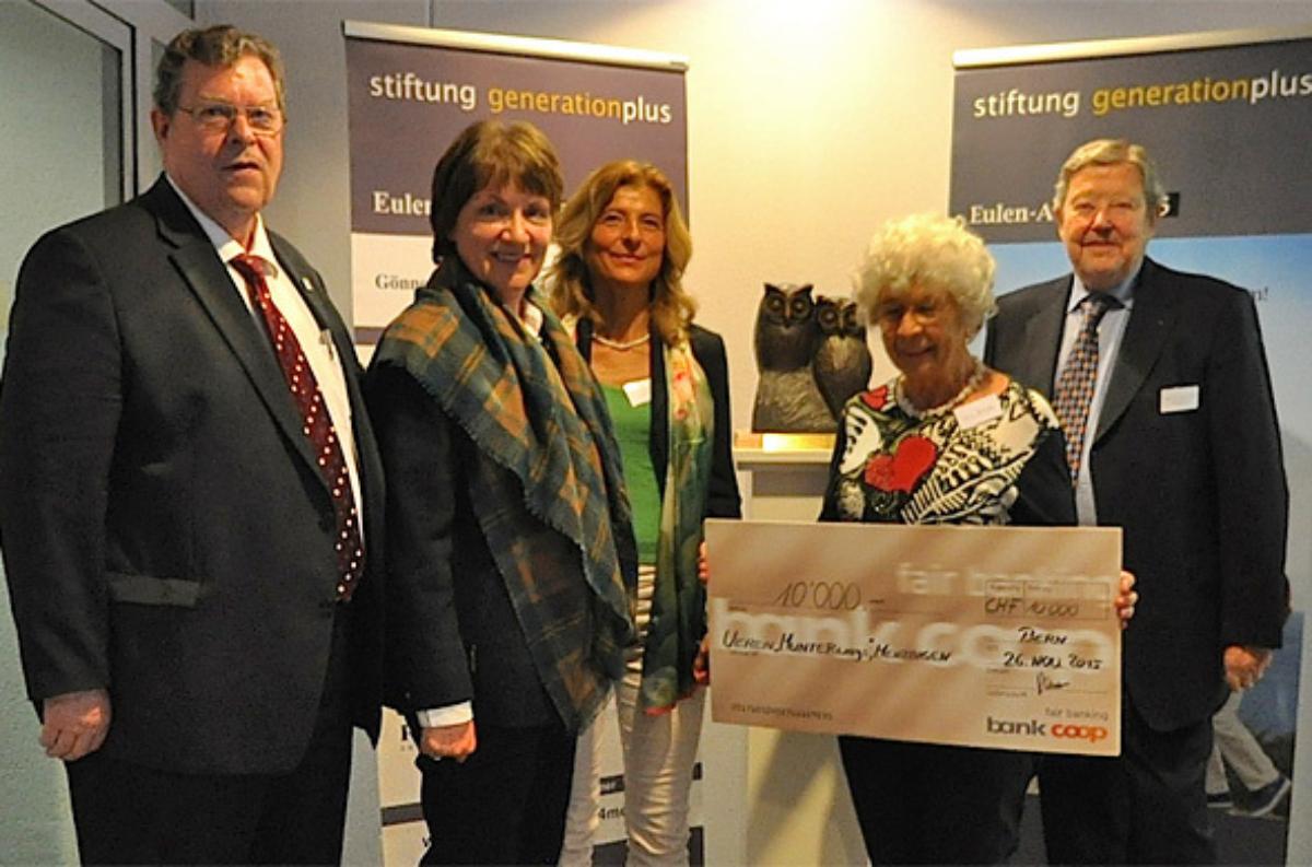 Eulen Award Gewinner 2015